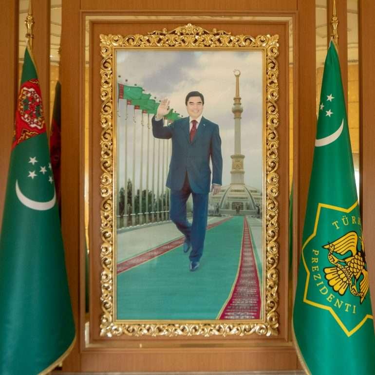 Presidentti Turkmenistan