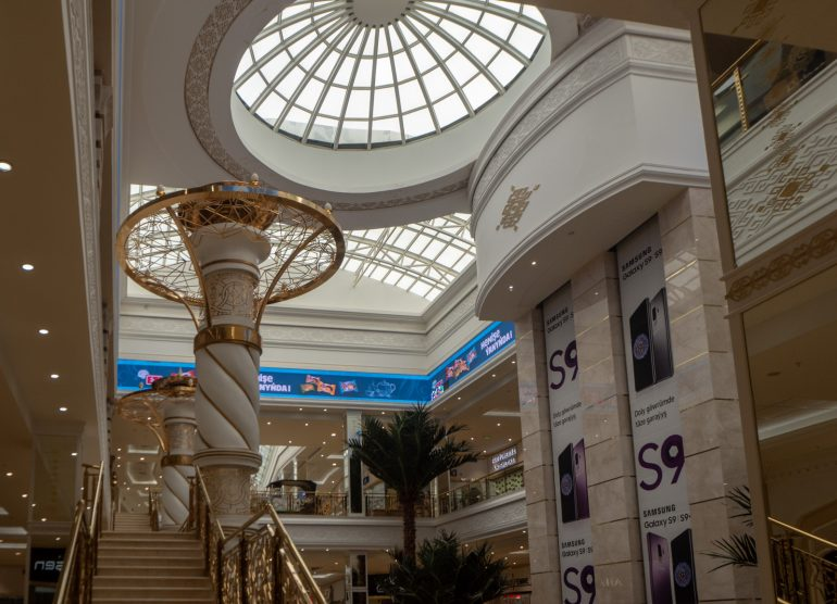Ostoskeskus Ashgabat
