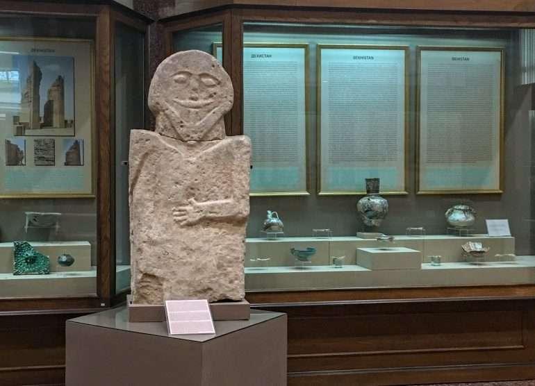 Ashgabat kansallismuseo