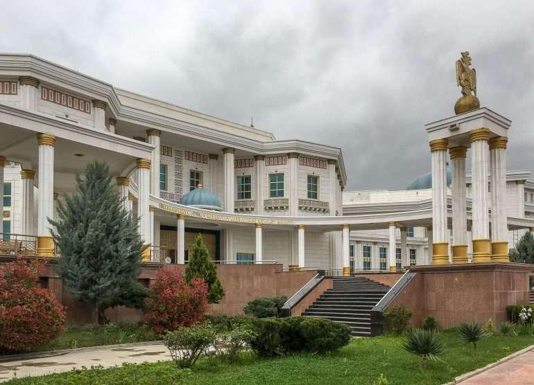Kansallismuseo Ashgabat