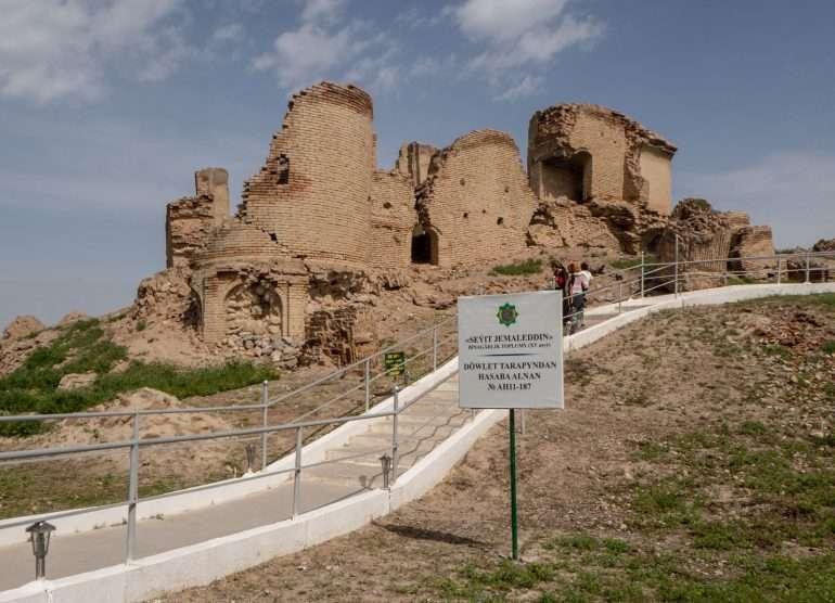 Seyit Jemaleddin Turkmenistan