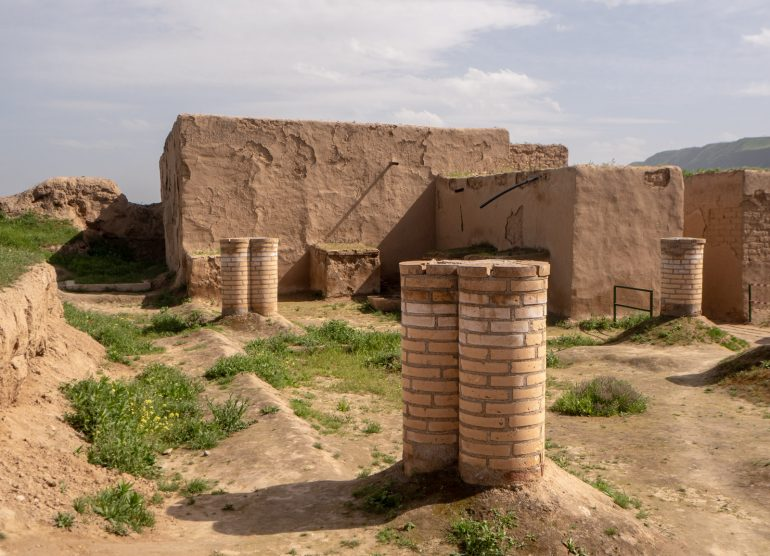 Nisa Turkmenistan Unesco
