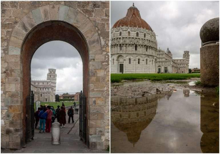 Pisa Pisan neljä ihmettä