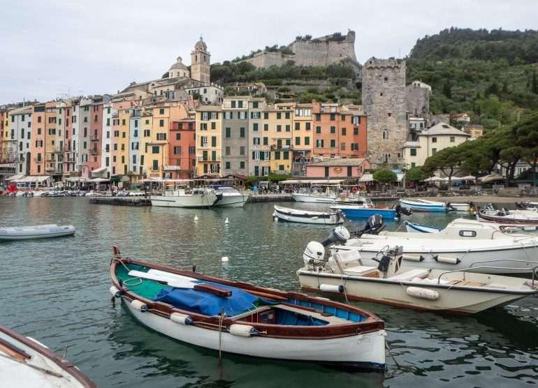 Lido di Camaiore Cinque Terre ja Toscana