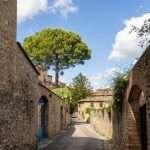 Volterra, San Gimignano ja Lucca