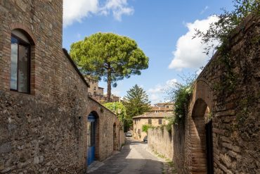 San Cimignano feature