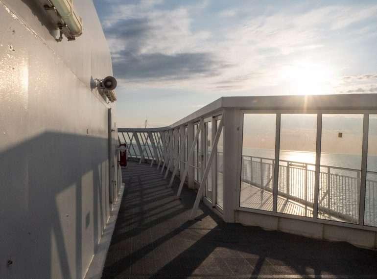 Itämerellä Tallink Silja Riika