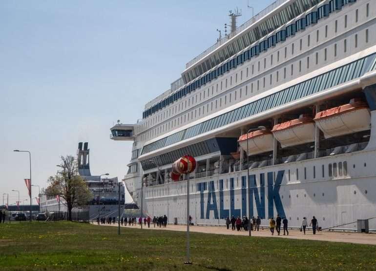 Silja Europa Tallink Silja Riika