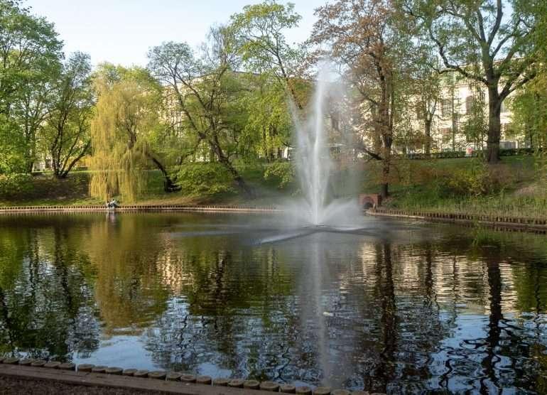 Puisto Riika Riika nähtävyyksiä ja kahviloita