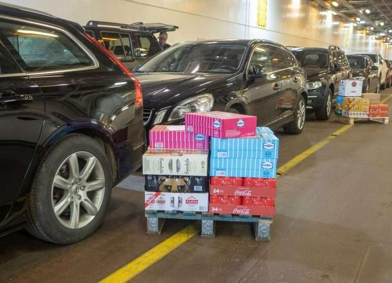 Tallink Silja shopping