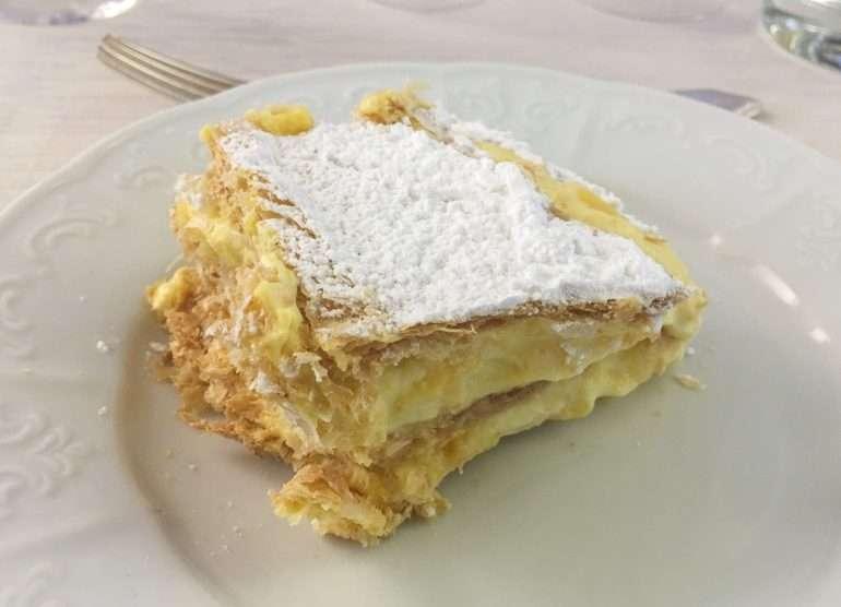 VIlla Jolanda kakku