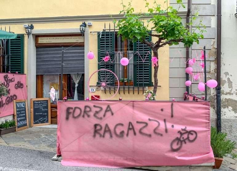 Giro d'Italia VInci