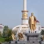 Ashgabat – Turkmenistanin pääkaupunki