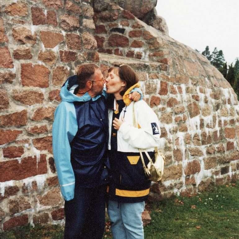 Bomarsund 1996 Pallon henki