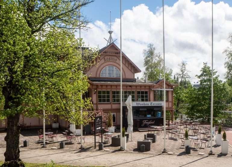 Savonlinna Wanha Kasino
