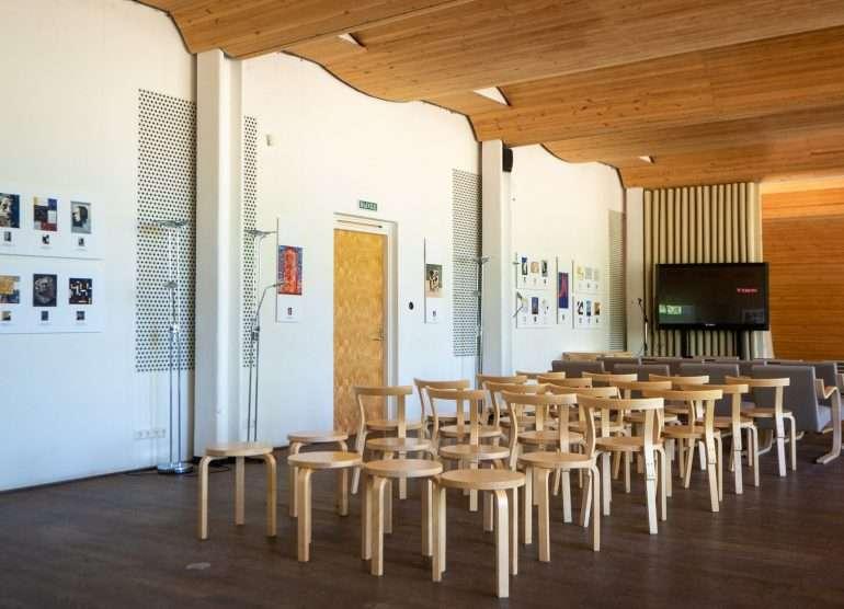 Alvar Aallon kirjasto