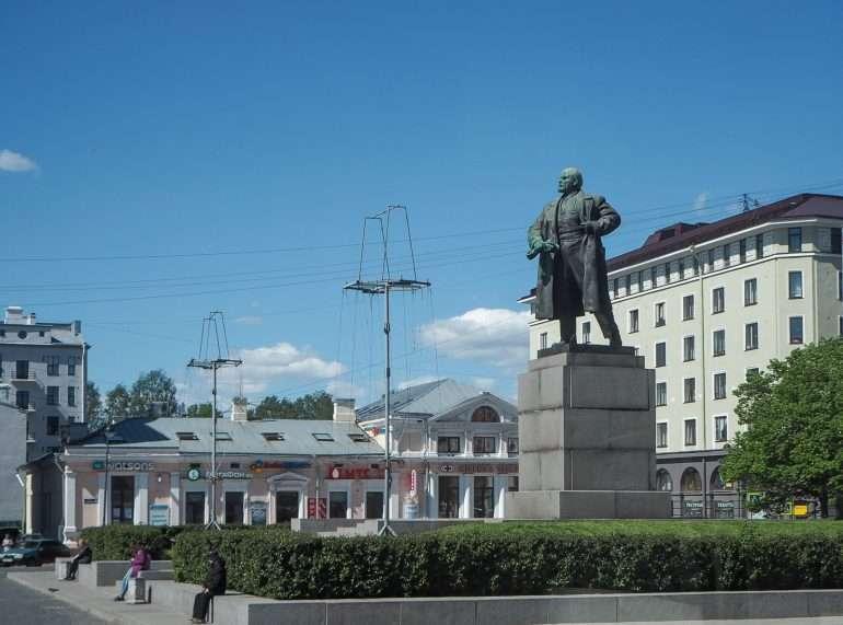 Leninin patsas