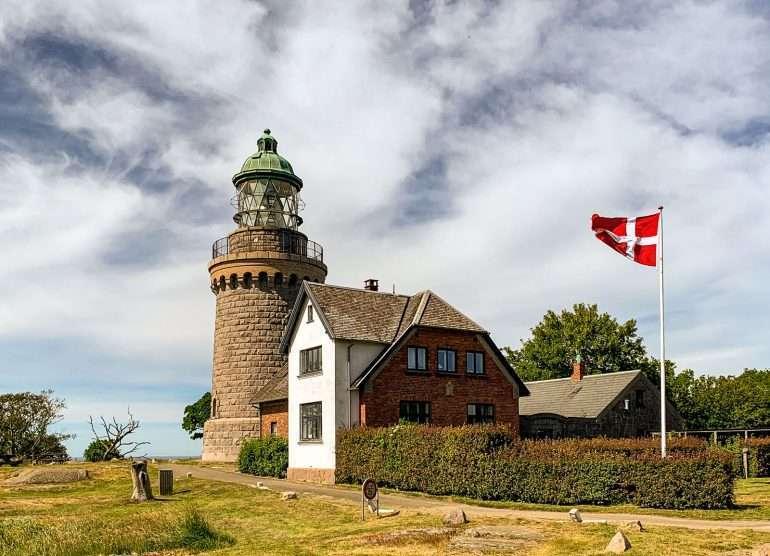 Hammeren lighthouse