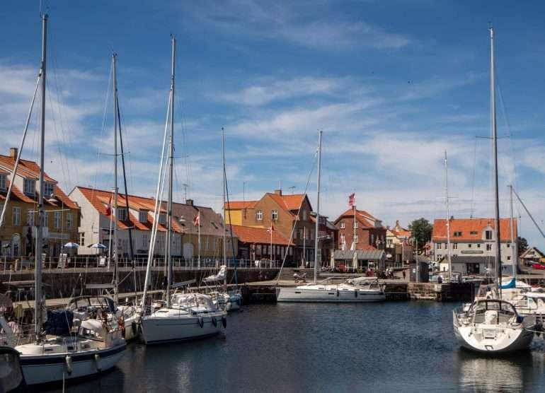 Allinge Bornholm