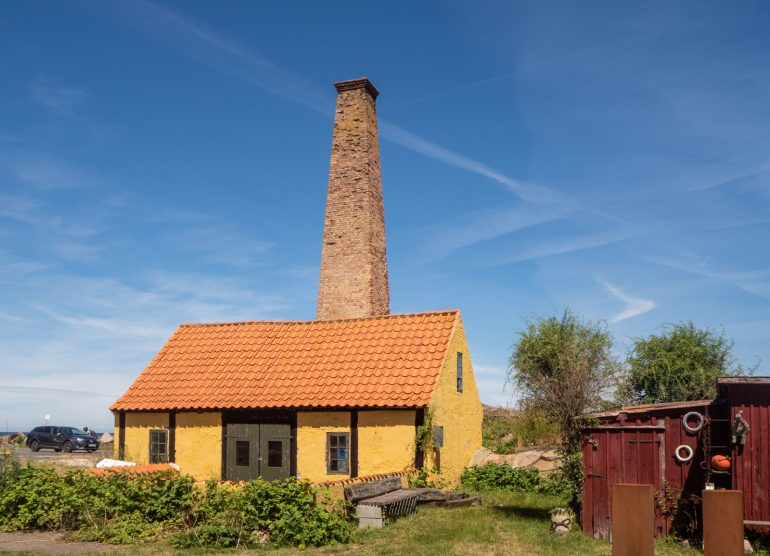Allinge Bornholm Bornholm saaren ympäri