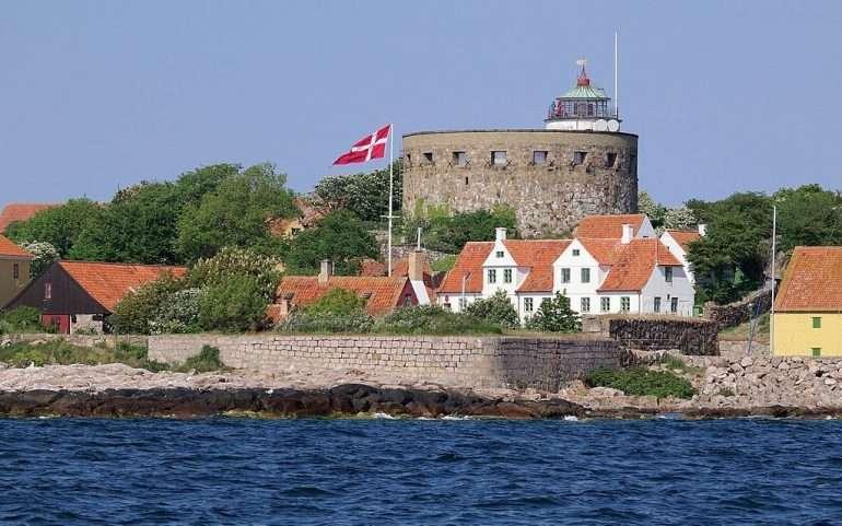Christianso lighthouse