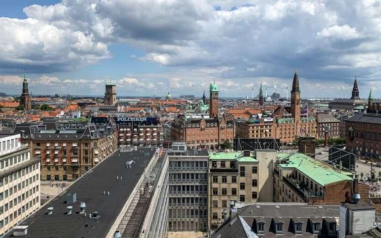 Copenhagen Axel Towers