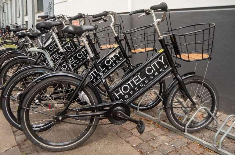 Pyörä Kööpenhamina Tanska kustannukset