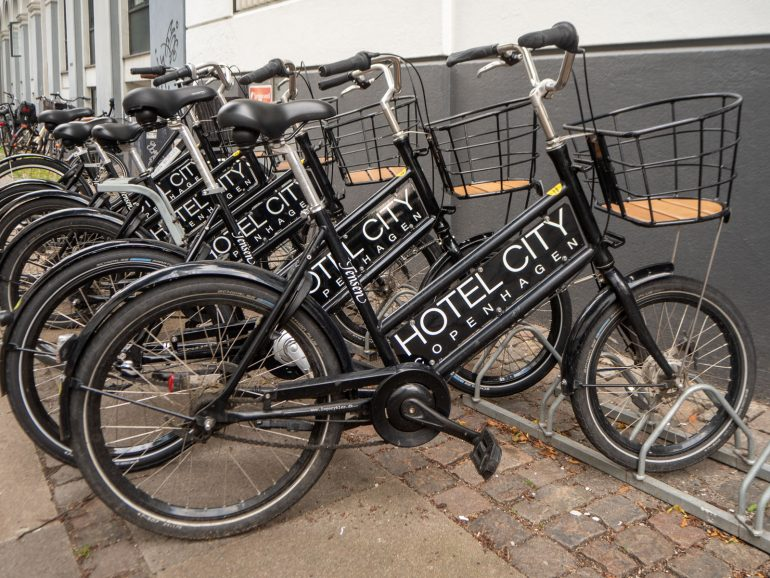 Kööpenhaminaa pyöräillen
