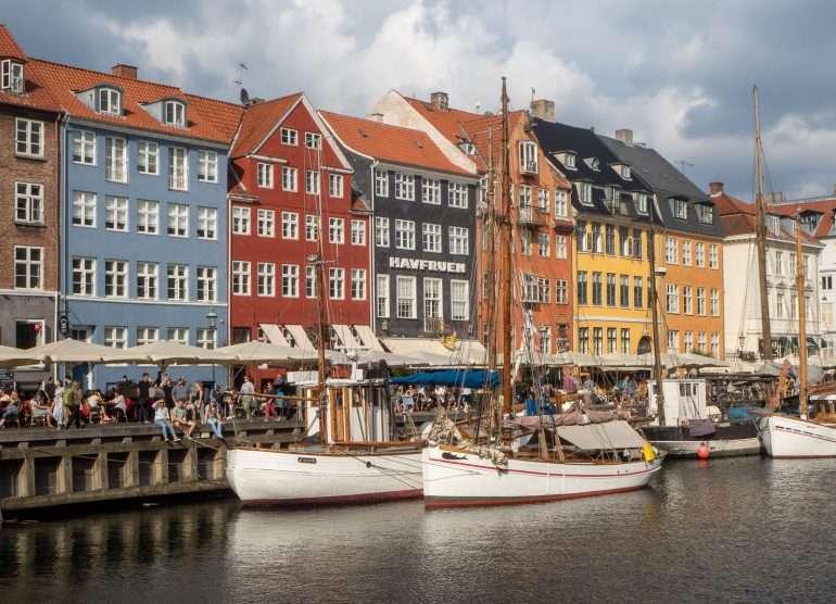 Nyhavn Copenhagen Tanska kustannukset