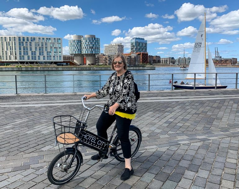 Pyörä Kööpenhamina