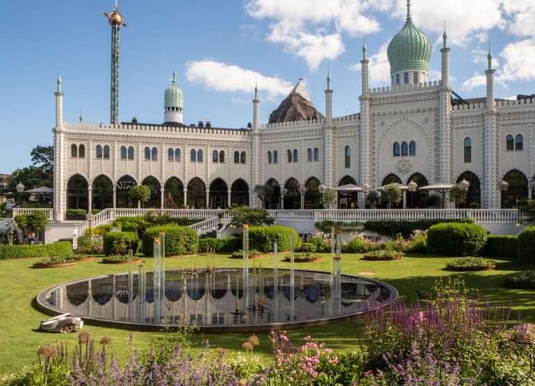 Tivoli Kööpenhamina