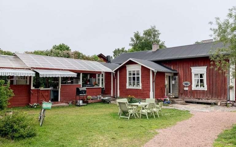 Farmors Cafe Högsåra