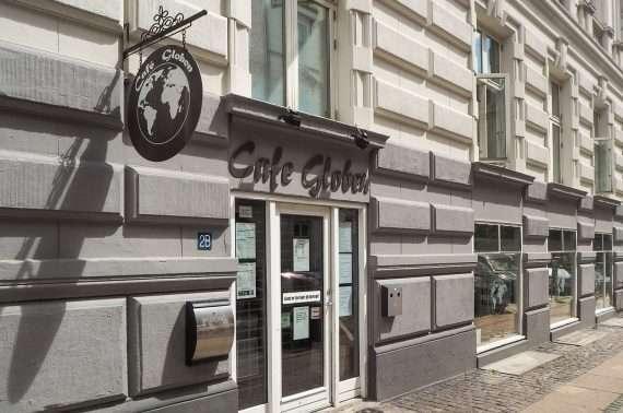 Cafe Globen Copenhagen