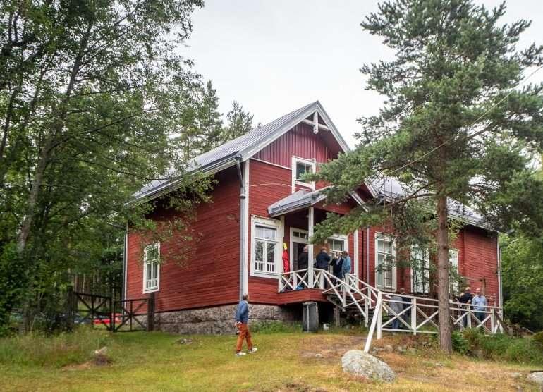 Porkkala Rigårdsnäs Kesäteatteria Pokka Pitää Eftermiddag