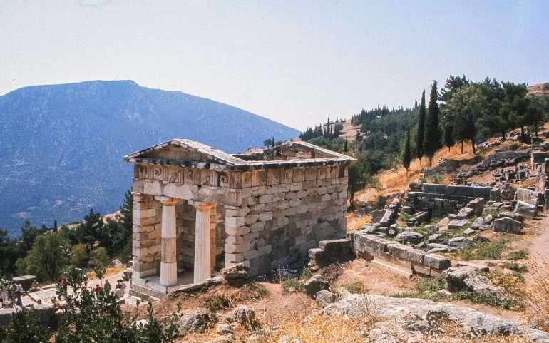 Delphi Greece 1976