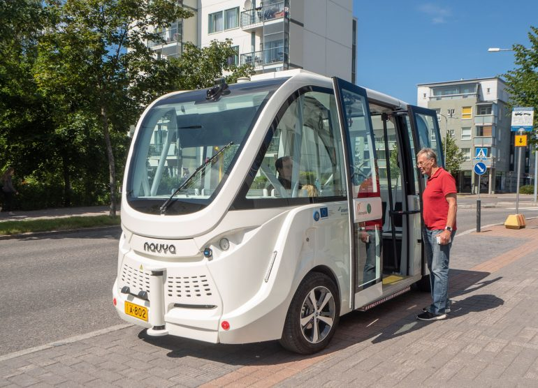 Robottibussi 90R