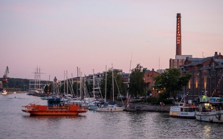 Kesäilta Turku