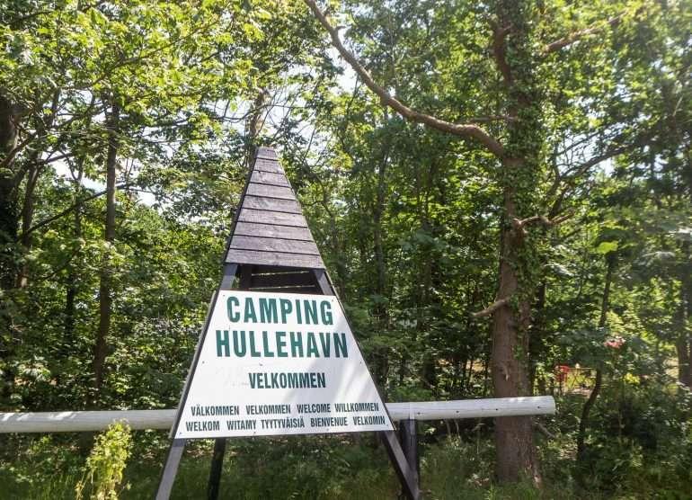 Svaneke Camping Hullehavn