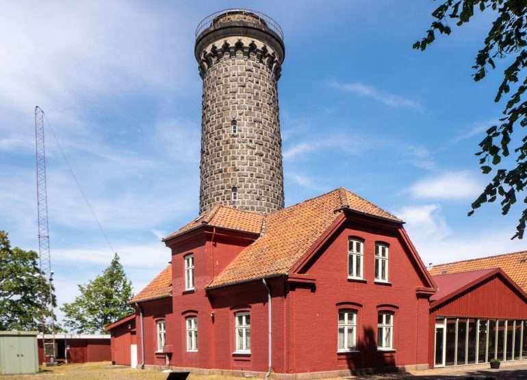 Dueodden Nord Lighthouse