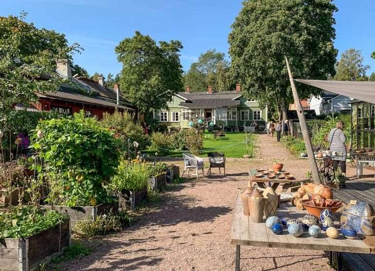 Loviisa Wanhat talot Pitkänpöydäntalo 17 2019
