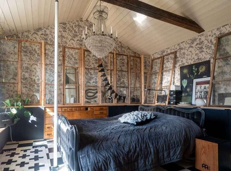 Loviisa Wanhat talot talo Vackerbacka 19 2019