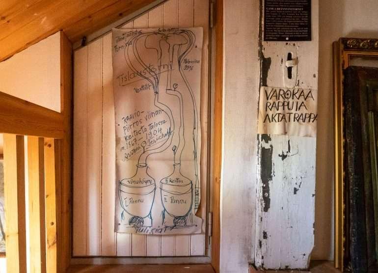 Loviisa Wanhat talot Vanha viinatorni 3 2019