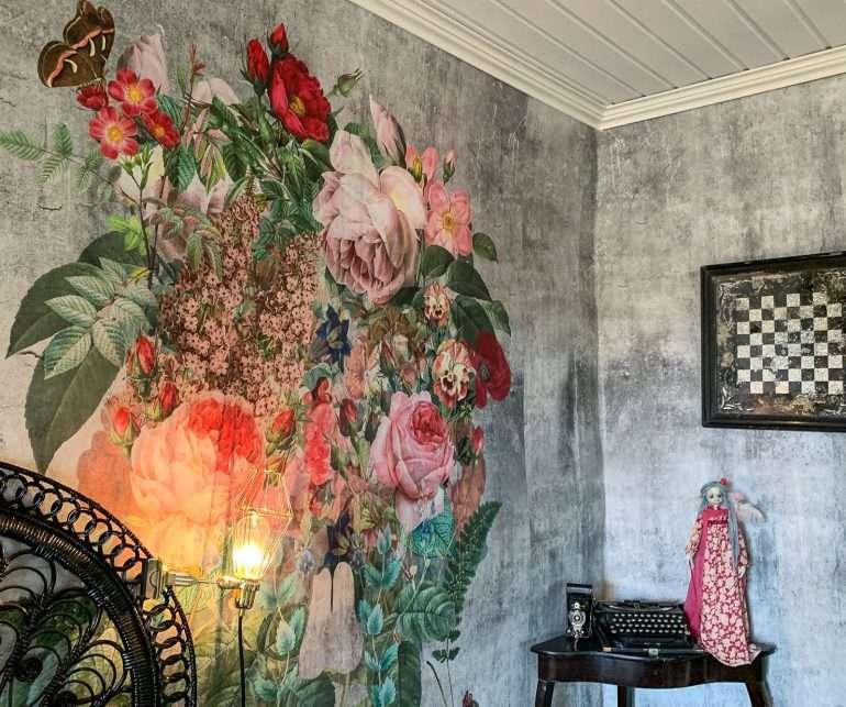 Loviisa Wanhat talot talo Villa Ljuva 8 2019