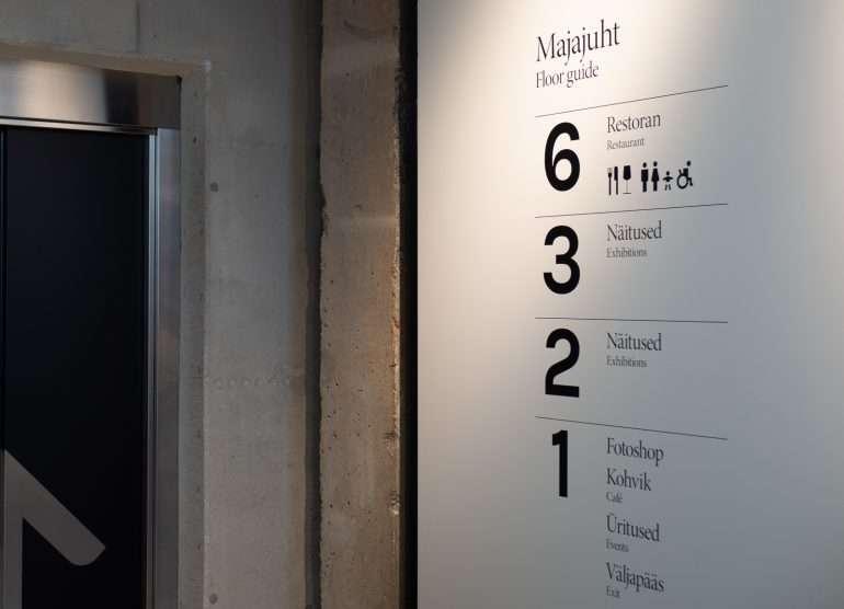 Museon kerrokset