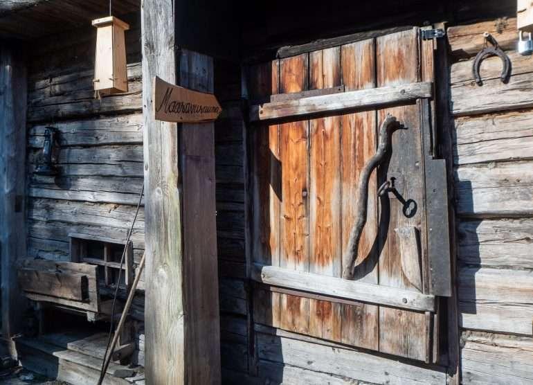 Herrankukkaro saunat