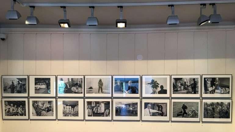 Katse Kekkoseen näyttely Tamminiemi