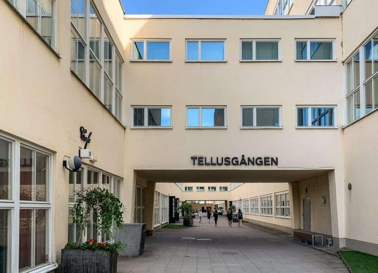 Telefonplan Tukholma