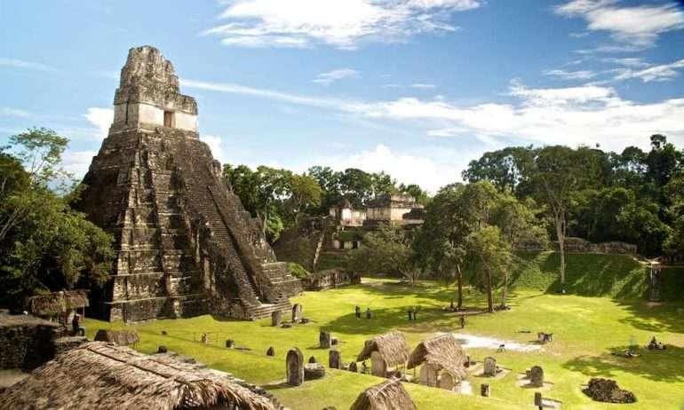 Tikal Guatemala Syksyn 2019 matkasuunnitelmat