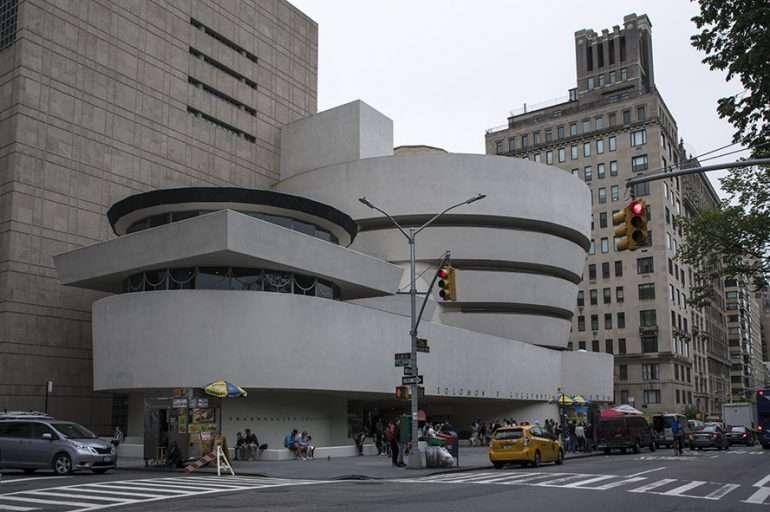 Guggenheim NYC Uudet Unescon maailmanperintökohteet