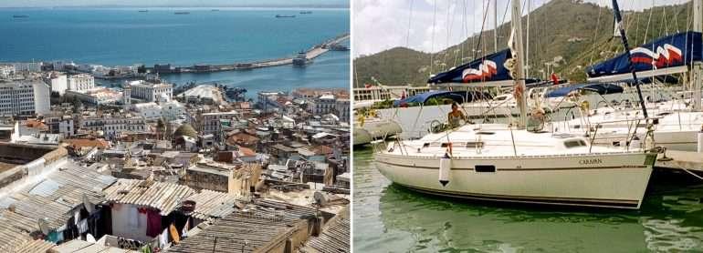 Algeria BVI Top 3 matkakokemusta